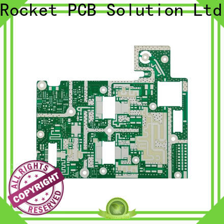 Rocket PCB hybrid rf pcb manufacturer bulk production instrumentation