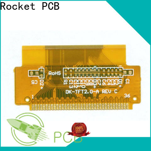 Rocket PCB pi pcb board process cover-lay for digital device