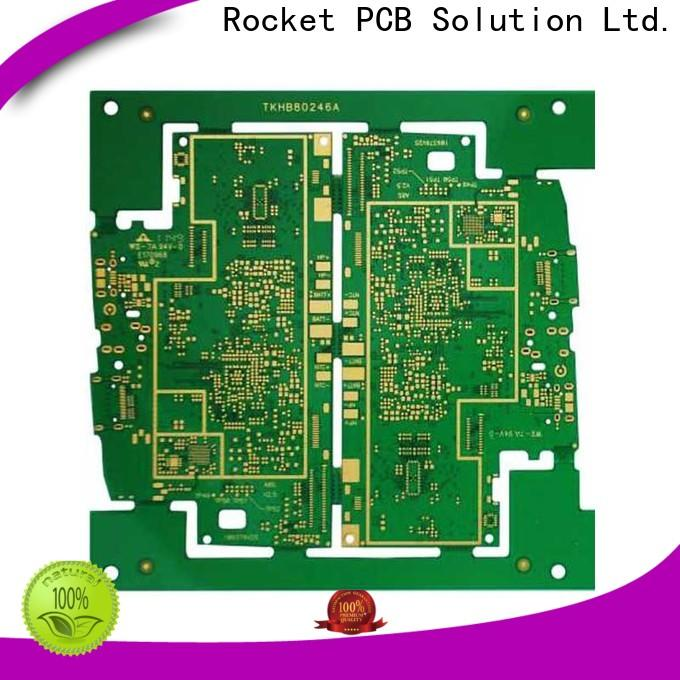 multistage pcb circuit board pcb laser hole wide usage