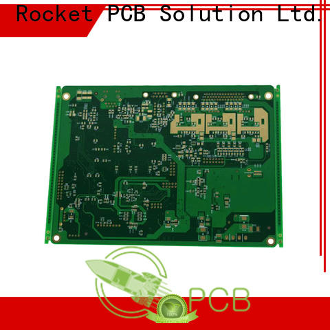 Rocket PCB thick heavy copper pcb coil for electronics