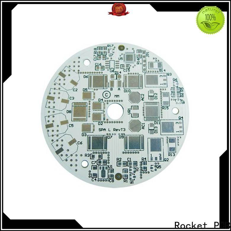 Rocket PCB popular aluminum pcb board light-weight for digital products