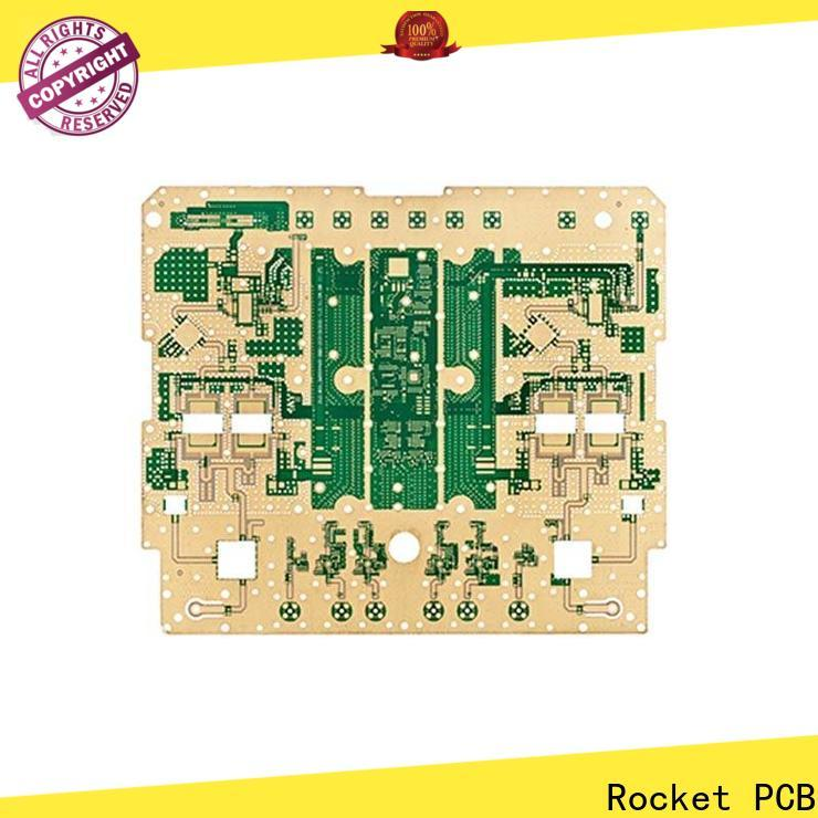 Rocket PCB high frequency rf pcb hot-sale instrumentation
