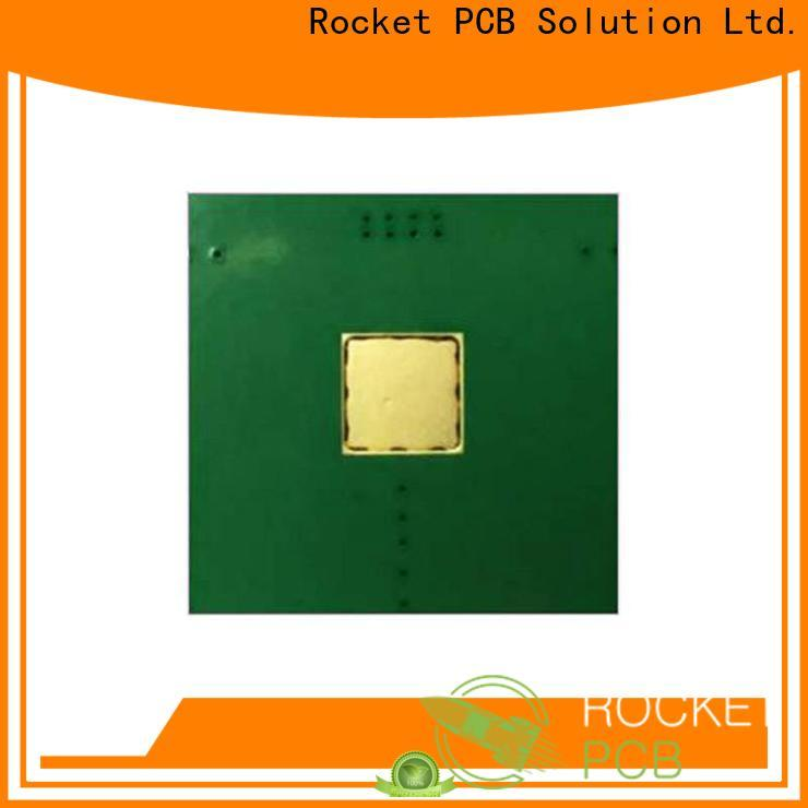 Rocket PCB printed printed circuit board technology circuit for electronics
