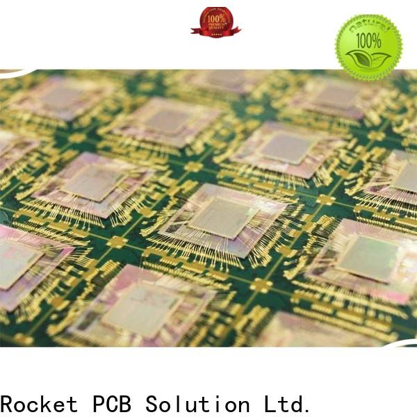 Rocket PCB surface wire bonding pcb wire for automotive