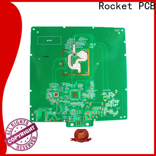 Rocket PCB hybrid circuit board production for digital product