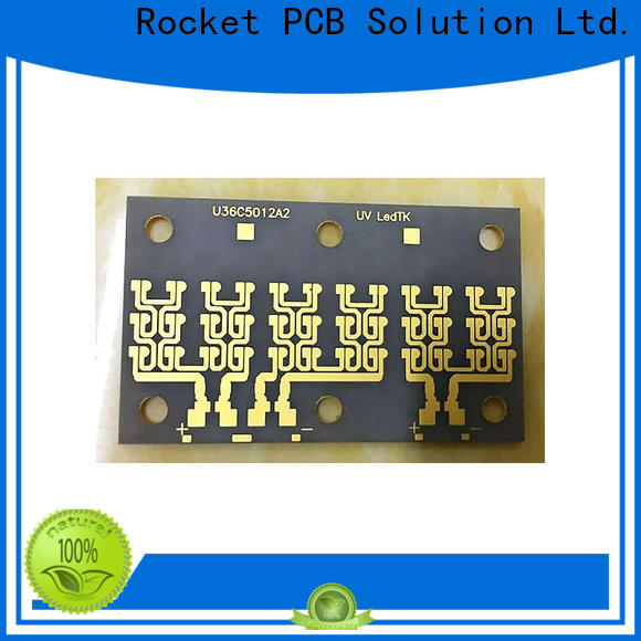 heat-resistant ceramic substrate pcb base board for electronics
