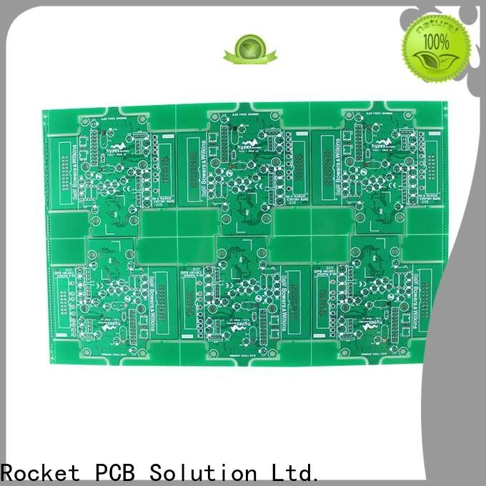 prototyping double sided printed circuit board hot-sale turn around consumer security