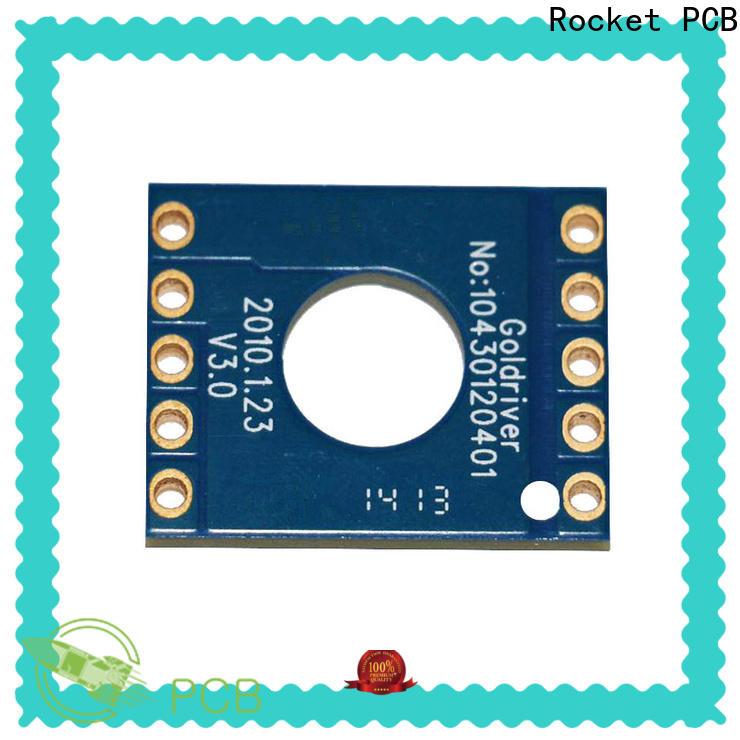 Rocket PCB heavy custom pcb board coil for device