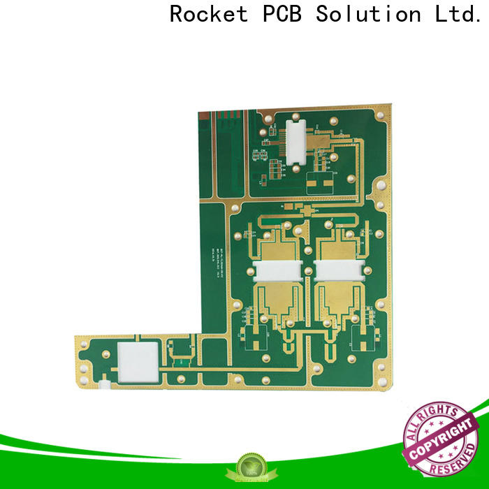 Rocket PCB micro-wave rf pcb manufacturer cheapest price for automotive