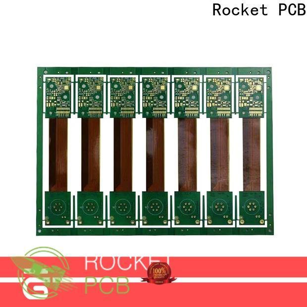 Rocket PCB high-quality rigid flex pcb top brand for instrumentation