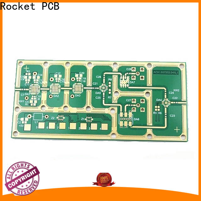Rocket PCB multilayer small pcb board cavities for wholesale