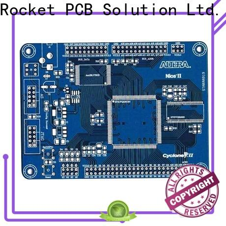 quick double sided pcb board hot-sale bulk production electronics
