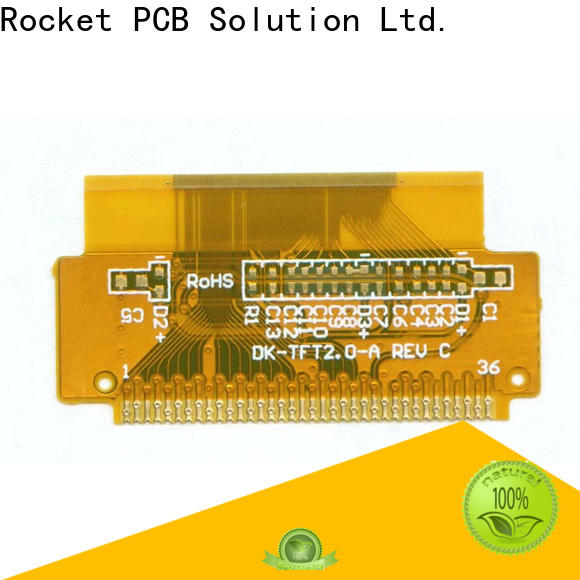 Rocket PCB multilayer pcb board process for automotive