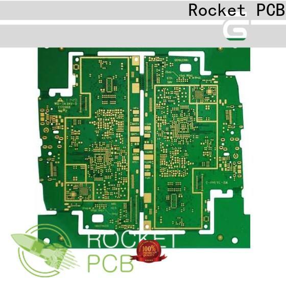 Rocket PCB customized HDI PCB density at discount