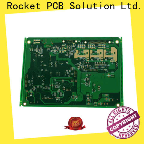 Rocket PCB heavy heavy copper pcb coil for device