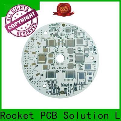 Rocket PCB popular aluminum circuit board control for equipment