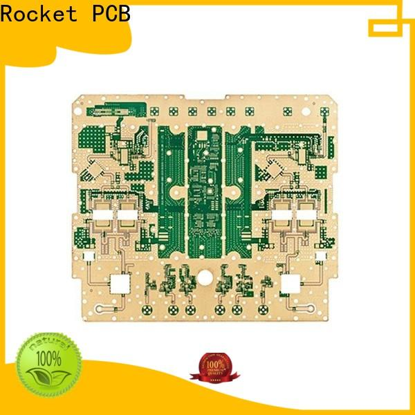Rocket PCB hybrid microwave PCB production factory price industrial usage