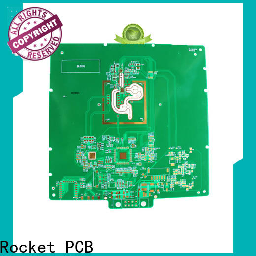 Rocket PCB structure hybrid pcb material for electronics