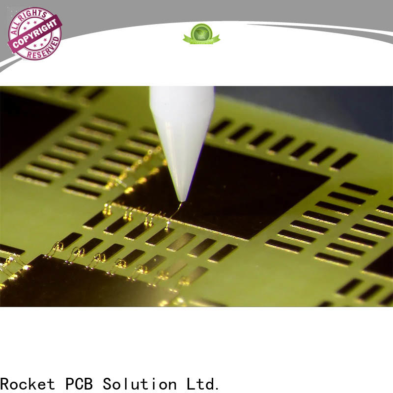 Rocket PCB top brand wire bonding pcb bulk fabrication for electronics