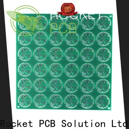 Rocket PCB double double sided circuit board bulk production consumer security