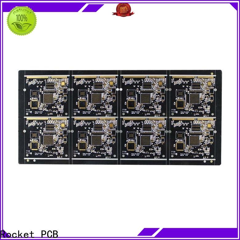 Rocket PCB highly-rated plated holes staged for wholesale