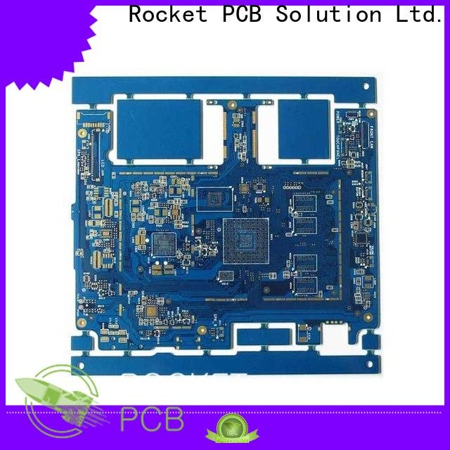 Rocket PCB free sample HDI PCB maker prototype at discount