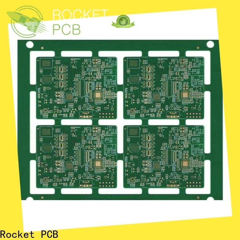 customized fr4 circuit board multistage density interior electronics