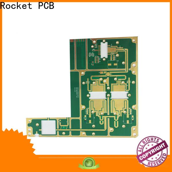 Rocket PCB speed rf pcb bulk production instrumentation