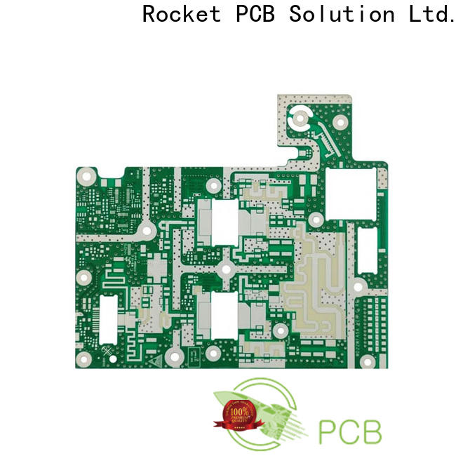 Rocket PCB customized microwave pcb hot-sale industrial usage