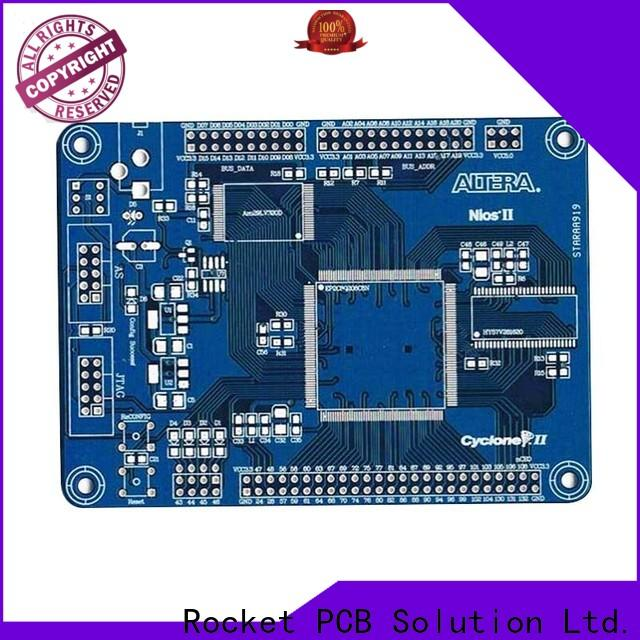 quick double sided printed circuit board custom bulk production digital device