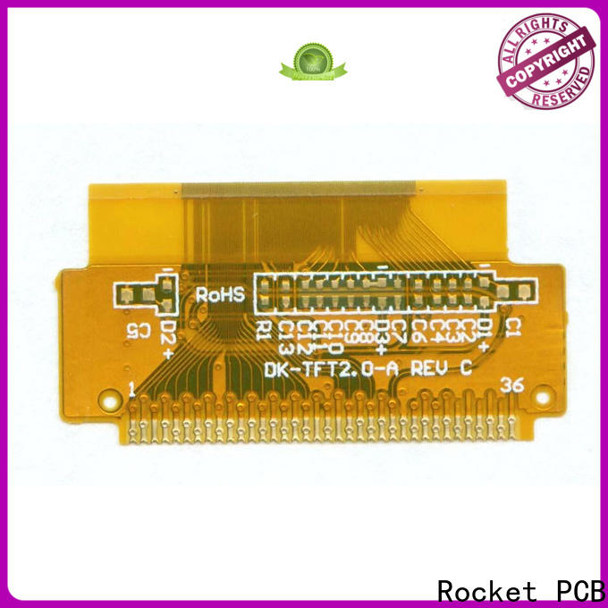 Rocket PCB flexible pcb board process board for electronics