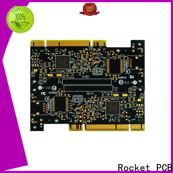 Rocket PCB top selling gold finger pcb pcb for import