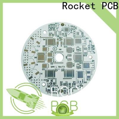 Rocket PCB popular aluminum pcb board control for equipment