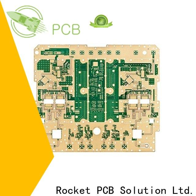 Rocket PCB rfmicrowave microwave pcb cheapest price for automotive