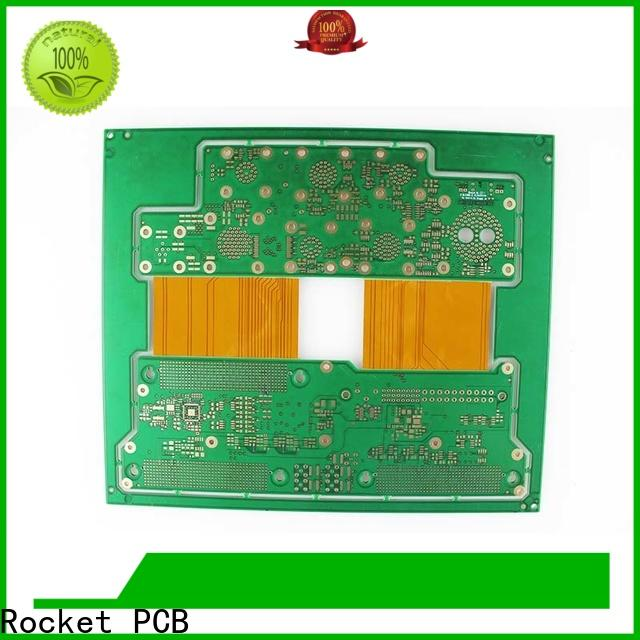 high-quality rigid flex board rigid circuit for instrumentation