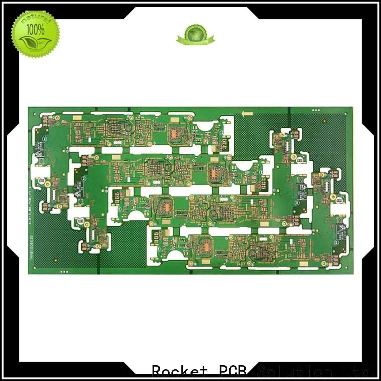 Rocket PCB at discount dual layer pcb for sale