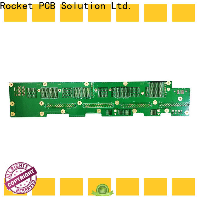 Rocket PCB advanced order custom pcb control