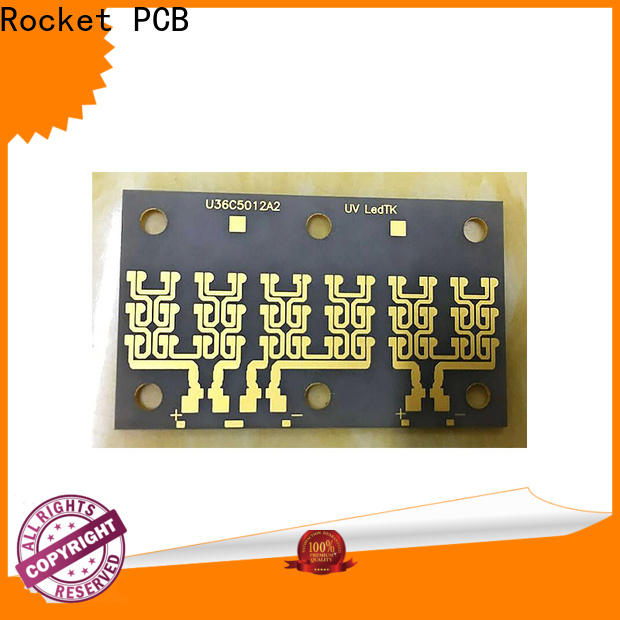 Rocket PCB thermal IC structure pcb substrates for base material