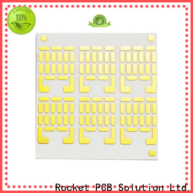 Rocket PCB ceramic IC structure pcb board for base material