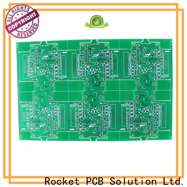 Rocket PCB double single sided pcb sided digital device