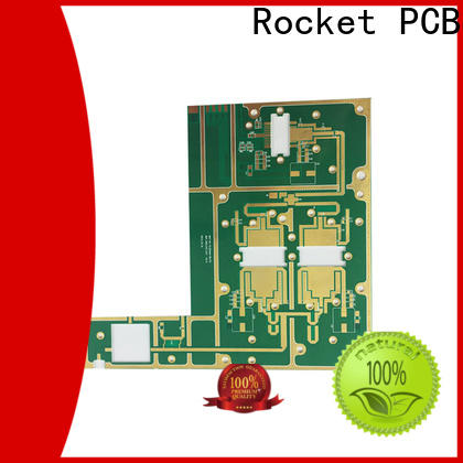 Rocket PCB micro-wave microwave pcb bulk production instrumentation
