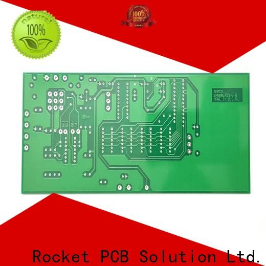 prototyping double sided printed circuit board hot-sale bulk production consumer security