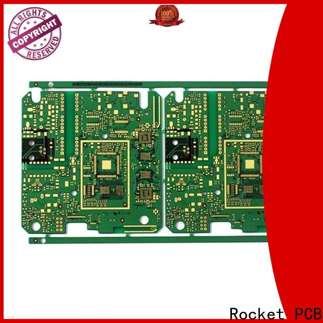 Rocket PCB free sample custom circuit board manufacturers hdi for sale