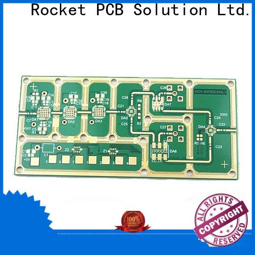 Rocket PCB cavities pcb board thickness smart control