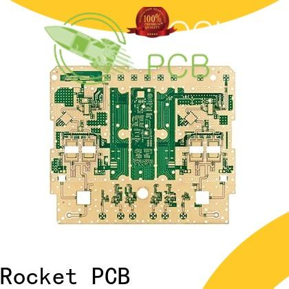 Rocket PCB micro-wave rf pcb manufacturer cheapest price instrumentation