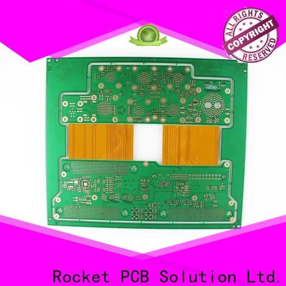 Rocket PCB flexible rigid flex pcb circuit for instrumentation