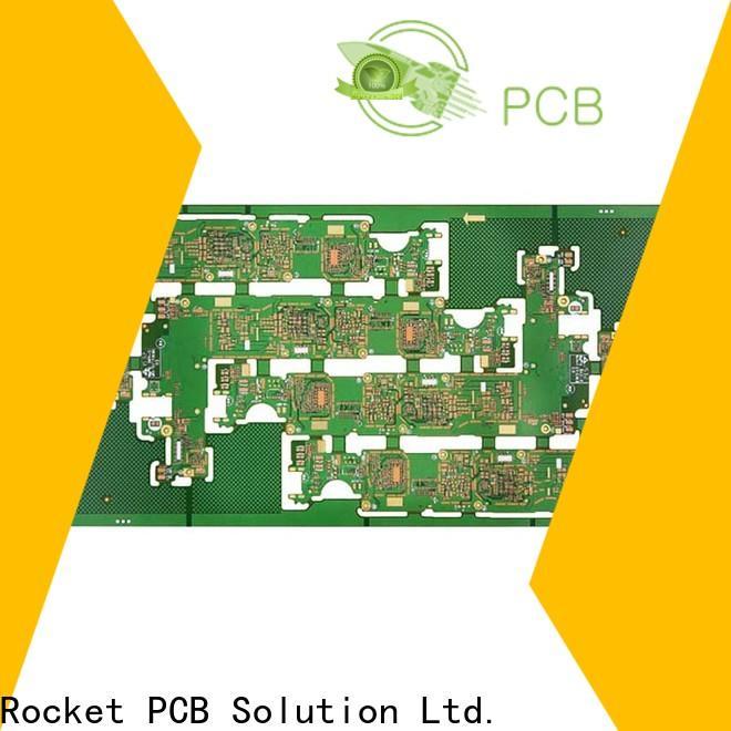 Rocket PCB free sample pcb manufacturing process anylayer