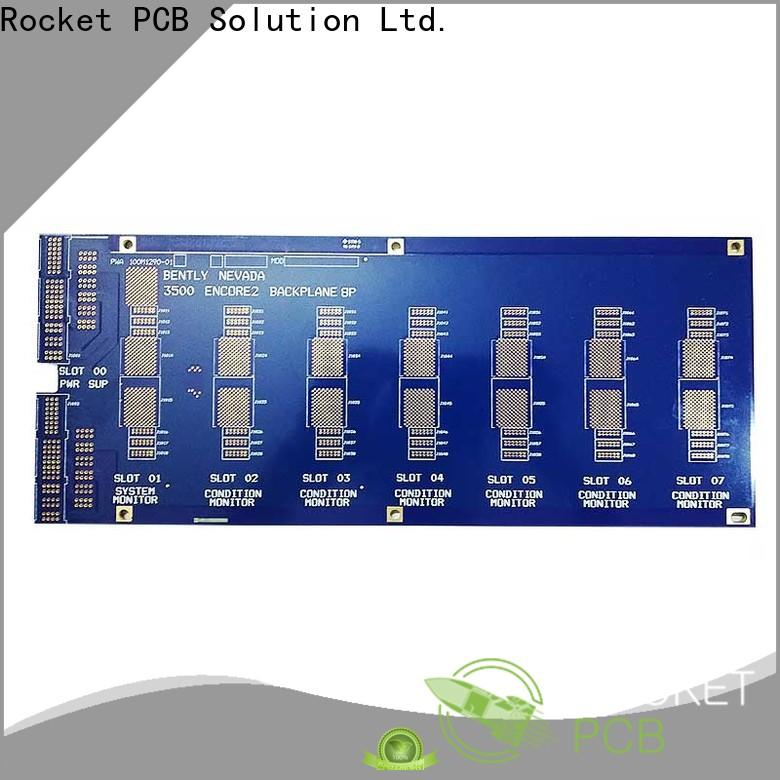 Rocket PCB rocket Backplane PCB control for vehicle