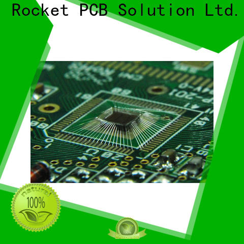 Rocket PCB surface printed circuit board industry bulk fabrication for digital device