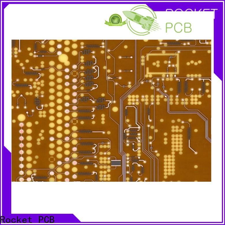 Rocket PCB high-tech pcb production resistors for wholesale